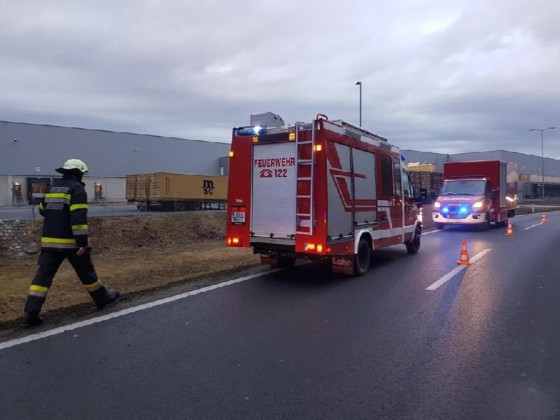 T03 - Verkehrsunfall - Binden v. Betriebsmittel