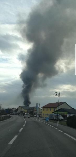 B15 - Industrie-, Werkstättenbrand