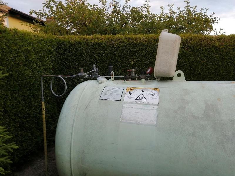 B07 - Gasbrand,Gasaustritt,Gasunfall